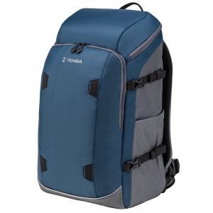 TENBA (テンバ) ソルスティス 24L バックパック ブルー /カメラバッグ カメラリュック|locadesign