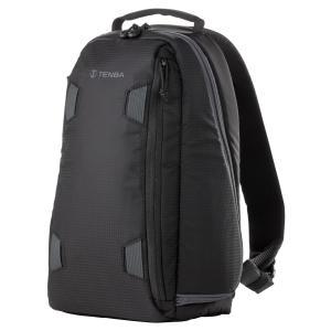 TENBA (テンバ) ソルスティス 7L スリングバッグ ブラック /カメラリュック コンパクト カメラバッグ|locadesign