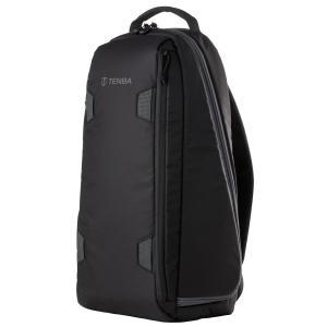 TENBA (テンバ) ソルスティス 10L スリングバッグ ブラック /カメラリュック コンパクト カメラバッグ|locadesign
