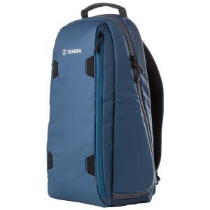TENBA (テンバ) ソルスティス 10L スリングバッグ ブルー /カメラリュック コンパクト カメラバッグ|locadesign
