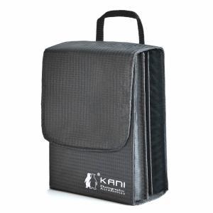 KANIフィルター ソフトケース フィルター+ホルダー 100mm幅用  (100x100mm/100x150mmサイズ対応) / 角型 フィルターケース|locadesign