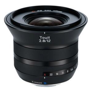 【新品】 Carl Zeiss (カールツァイス) Touit 12mm F2.8 / Xマウント  APS-C AF 交換レンズ|locadesign