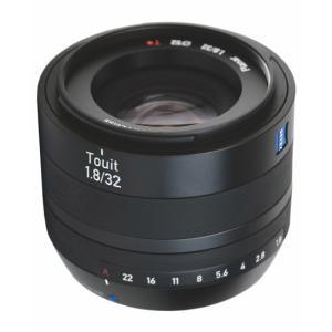 【新品】 Carl Zeiss (カールツァイス) Touit 32mm F1.8 / Xマウント  APS-C AF 交換レンズ|locadesign