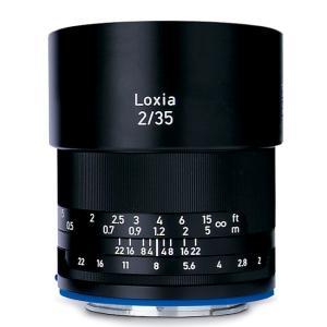 【新品】 Carl Zeiss (カールツァイス) Loxia 35mm F2 / Eマウント フルサイズ MF 交換レンズ|locadesign