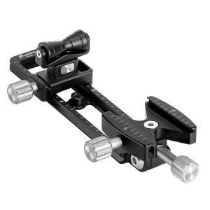 Leofoto (レオフォト) VR-150 レンズサポート 可動式カメラ台座 / アルカスイス互換タイプ|locadesign