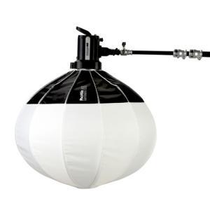 Phottix ( フォティックス ) Lantern 65 Softbox / 球形 ソフトボックス ボーエンズマウント付属|locadesign