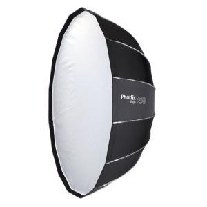 Phottix ( フォティックス )  Raja Quick-Folding Softbox 150cm / 傘のように素早く展開できる ソフトボックス  ボーエンズマウント付属|locadesign