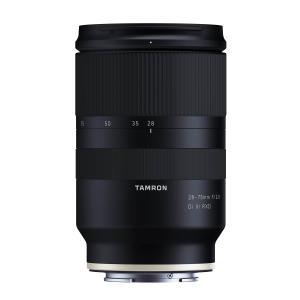 Tamron (タムロン) 28-75mm F2.8 DiIII RXD / Sony Eマウント フルサイズ 交換レンズ locadesign