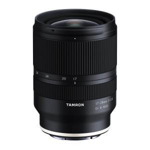 Tamron (タムロン) 17-28mm F2.8 DiIII RXD / Sony Eマウント フルサイズ 交換レンズ locadesign