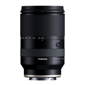 Tamron (タムロン) 28-200mm F2.8-5.6 DiIII RXD / Sony Eマウント フルサイズ 交換レンズ locadesign