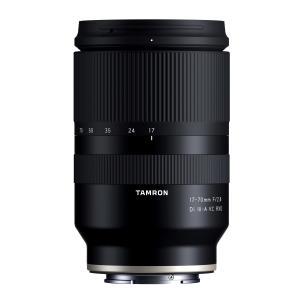 Tamron (タムロン) 17-70mm F2.8 DiIII-A VC RXD / Sony Eマウント APS-C 交換レンズ locadesign