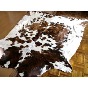 ※完売いたしました。ありがとうございました。・・・特大カウラグ■短毛ゼブラデザイン 約163×158cm ♯牛皮◆ソファーの近くにアニマル【送料無料】|local-tokitoki