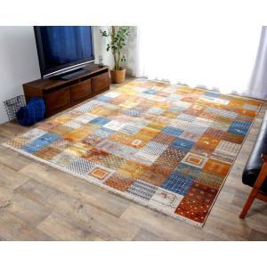 ラグマット トルコ製 カーペット 160×225 約 3畳 ペルシャ柄絨毯 ラグ マット 絨毯 おしゃれ ウィルトン織 ホットカーペット 北欧|local-tokitoki