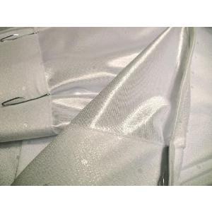 ミラーレースカーテン■ドット柄100×221cm(2枚組)「お届け約1週間」|local-tokitoki|02
