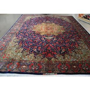 ※終了いたしました。ありがとうございました。・・・・ペルシャ絨毯■294×194■本場Persianクム産■RajabiyanFard■約3畳強相当|local-tokitoki