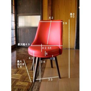 ダイニングチェア 回転 回転椅子 オフィス デスク ハイバック おしゃれ コンパクト オフィスチェア 木製 アンティーク風 低め ホワイト 簡単 設置 local-tokitoki 02