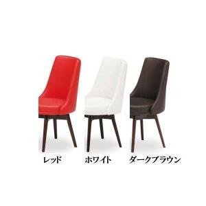 ダイニングチェア 回転 回転椅子 オフィス デスク ハイバック おしゃれ コンパクト オフィスチェア 木製 アンティーク風 低め ホワイト 簡単 設置 local-tokitoki 03