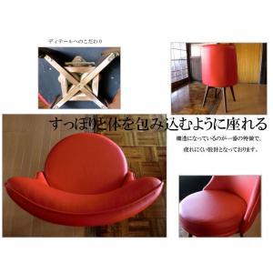 ダイニングチェア 回転 回転椅子 オフィス デスク ハイバック おしゃれ コンパクト オフィスチェア 木製 アンティーク風 低め ホワイト 簡単 設置 local-tokitoki 04