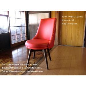 ダイニングチェア 回転 回転椅子 オフィス デスク ハイバック おしゃれ コンパクト オフィスチェア 木製 アンティーク風 低め ホワイト 簡単 設置 local-tokitoki 06