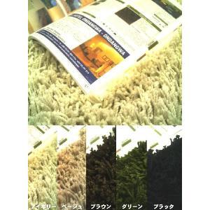 ごろんと芝生みたい 素材感マイクロファイバーシャギーラグ/ホットカーペット対応 200×250 送料無料 約3畳/丸洗いで洗える「お届け約1週間」|local-tokitoki