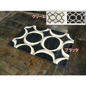 2色展開/本場トルコウィルトン織絨毯60×90/玄関室内/サークル|local-tokitoki