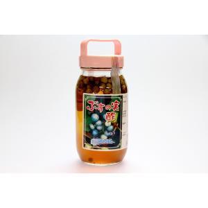 「国産」「柳津町産」ぶすの実の酢(ノブドウ・ウマブドウ、ブスの実)800ml ×5瓶セット localtoglobal