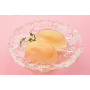 うつくしまゼリー 9個セット(箱入り) 福島県産の白桃・山形県産ラフランス使用|localtoglobal