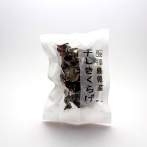 福島県産 乾燥きくらげ 20g×2袋セット|localtoglobal