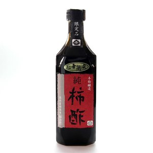 「玉鈴醤油」純柿酢 500ml×2本セット 七年熟成 本格醸造「限定品」「レビュー10%OFFクーポン】|localtoglobal