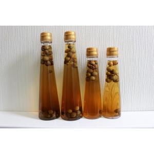 「無糖・有機純米酢使用」ブスの実酢(馬ぶどう・野ぶどう)120g×3本 localtoglobal