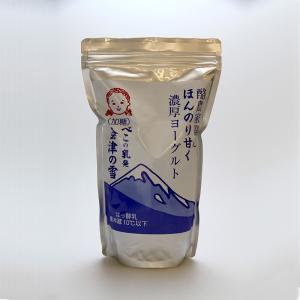 べこの乳発 会津の雪 1000gパウチ入り×3個セット 加糖 会津中央乳業  ヨーグルト【レビューで10%オフクーポン】|localtoglobal