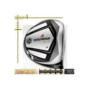 ●ASTRO TOUR PREMIUM WI460・ヘッド体積460cc・ヘッド重量193g±●重心...