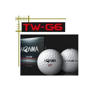 ホンマ TW-G6 ボール|lockon