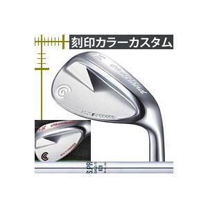 クリーブランド RTX F フォージド ウエッジ NS950/850 スチールシリーズ 刻印色変更 カスタムモデル 日本仕様 lockon