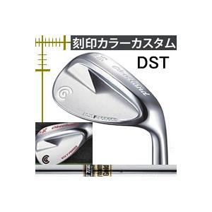クリーブランド RTX F フォージド ウエッジ ダイナミックゴールド DSTシリーズ 刻印色変更 カスタムモデル 日本仕様 lockon