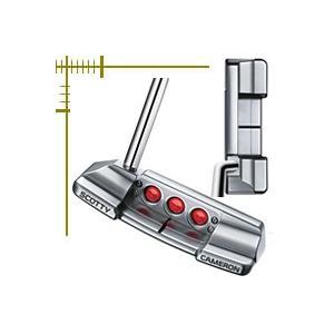 スコッティキャメロン セレクト 16 パター ニューポート2 ノッチバック 日本仕様 16年モデル|lockon