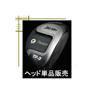 jBEAM TF FW ALL TITAN フェアウェイウッド ヘッド単体販売|lockon