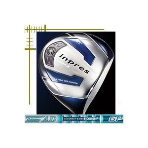 ヤマハ インプレス UD+2 ドライバー ツアーAD GPシリーズ カスタムモデル 16年モデル