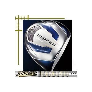 ヤマハ インプレス UD+2 ドライバー ツアーAD TPシリーズ カスタムモデル 16年モデル