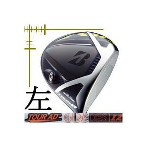 先行予約 レフティ ブリヂストンゴルフ ツアーB JGR ドライバー ツアーAD IZシリーズ カスタムモデル 18年モデル|lockon