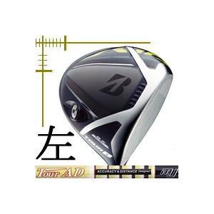 先行予約 レフティ ブリヂストンゴルフ ツアーB JGR ドライバー ツアーAD MJシリーズ カスタムモデル 18年モデル|lockon