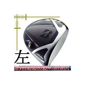 先行予約 レフティ ブリヂストンゴルフ ツアーB JGR ドライバー スピーダー エボリューション シリーズ カスタムモデル 18年モデル|lockon