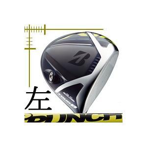 先行予約 レフティ ブリヂストンゴルフ ツアーB JGR ドライバー アッタス パンチ シリーズ カスタムモデル 18年モデル|lockon