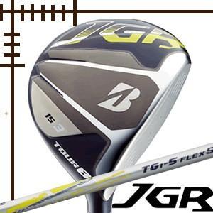 ブリヂストンゴルフ ツアーB JGR フェアウェイウッド TG1-5カーボンシャフト 18年モデル|lockon