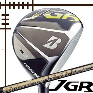 ブリヂストンゴルフ ツアーB JGR フェアウェイウッド スピーダー エボリューション4 569カーボンシャフト 18年モデル|lockon