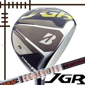 ブリヂストンゴルフ ツアーB JGR フェアウェイウッド ツアーAD IZ-5カーボンシャフト 18年モデル|lockon