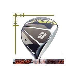 ブリヂストンゴルフ ツアーB JGR フェアウェイウッド ツアーAD IZシリーズ カスタムモデル 18年モデル|lockon