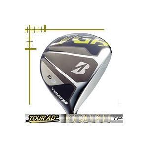 ブリヂストンゴルフ ツアーB JGR フェアウェイウッド ツアーAD TPシリーズ カスタムモデル 18年モデル|lockon
