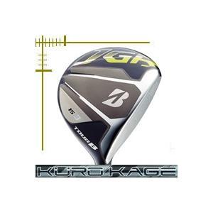 ブリヂストンゴルフ ツアーB JGR フェアウェイウッド クロカゲ XMシリーズ カスタムモデル 18年モデル|lockon