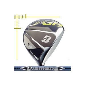 ブリヂストンゴルフ ツアーB JGR フェアウェイウッド ディアマナ BFシリーズ カスタムモデル 18年モデル|lockon